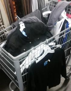 Amvet Thrift Store shopping
