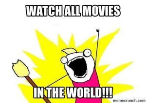 Movie Marathon Memes