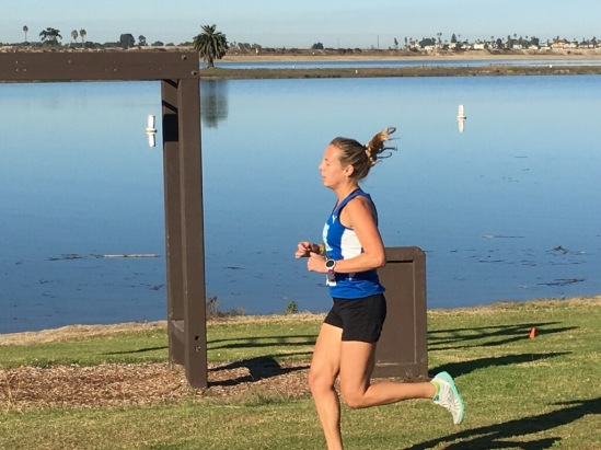 6k xc championships at Mission Bay