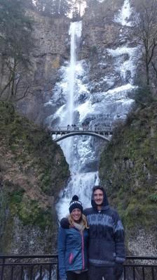 Multnomah Falls Portland Oregon
