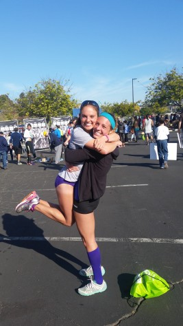Chico State Alumni at Carlsbad Half Marathon