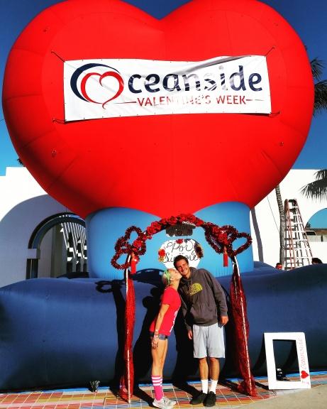 Oceanside Valentine's Day 5K