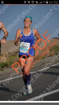 marathonfoto shot at the Carlsbad Half Marathon