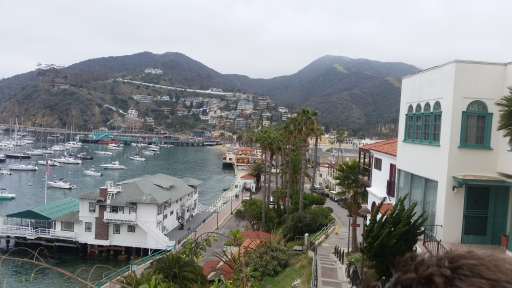 Catalina Island and Harbor