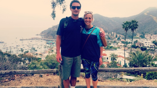 Hiking Catalina Island